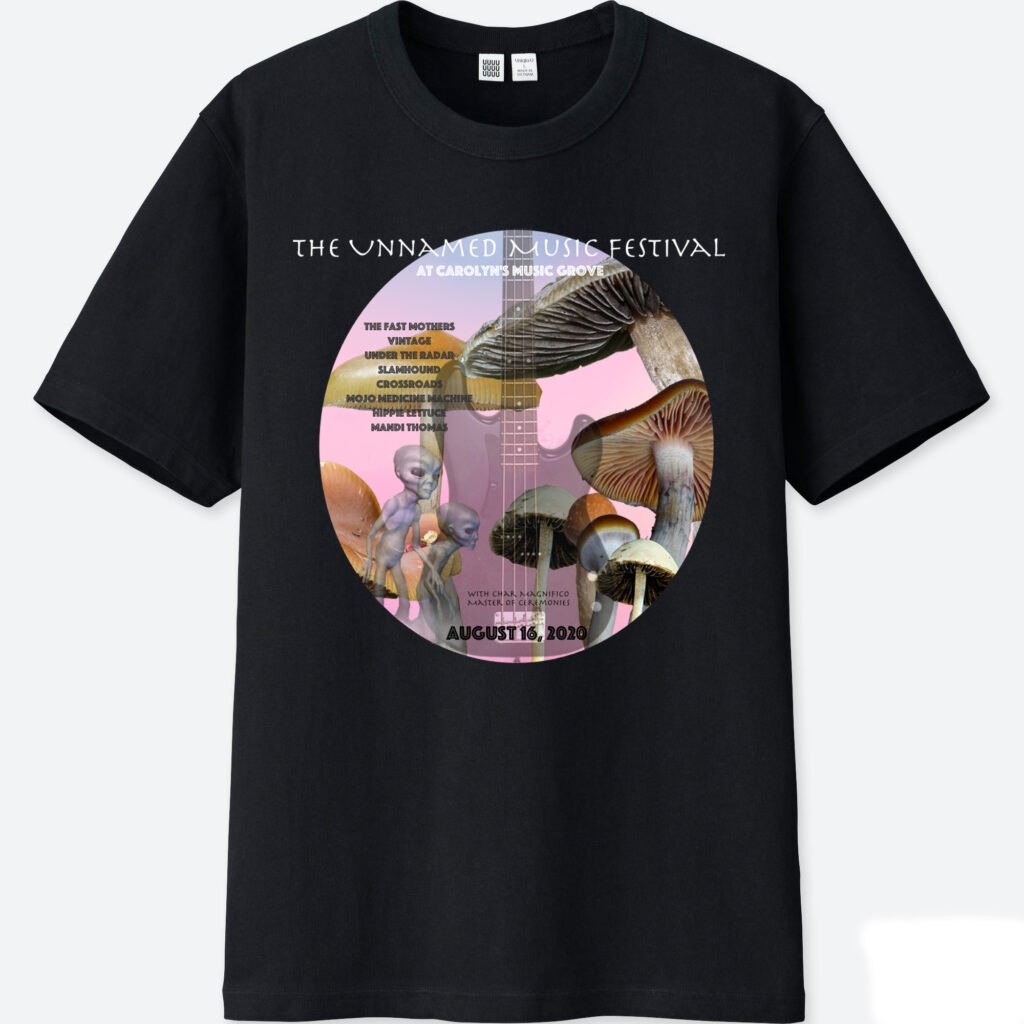Unnamed Music Festival T-Shirt